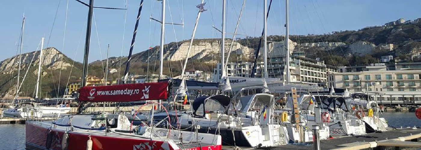 Cea mai mai mare flota de la Marea Neagra!