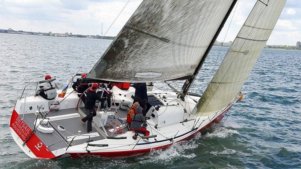 Cea mai rapida ambarcatiune cu vele de la Marea Neagra